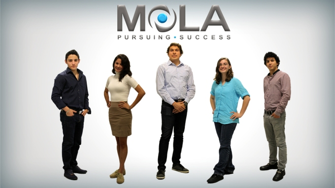 Mola Group Picture